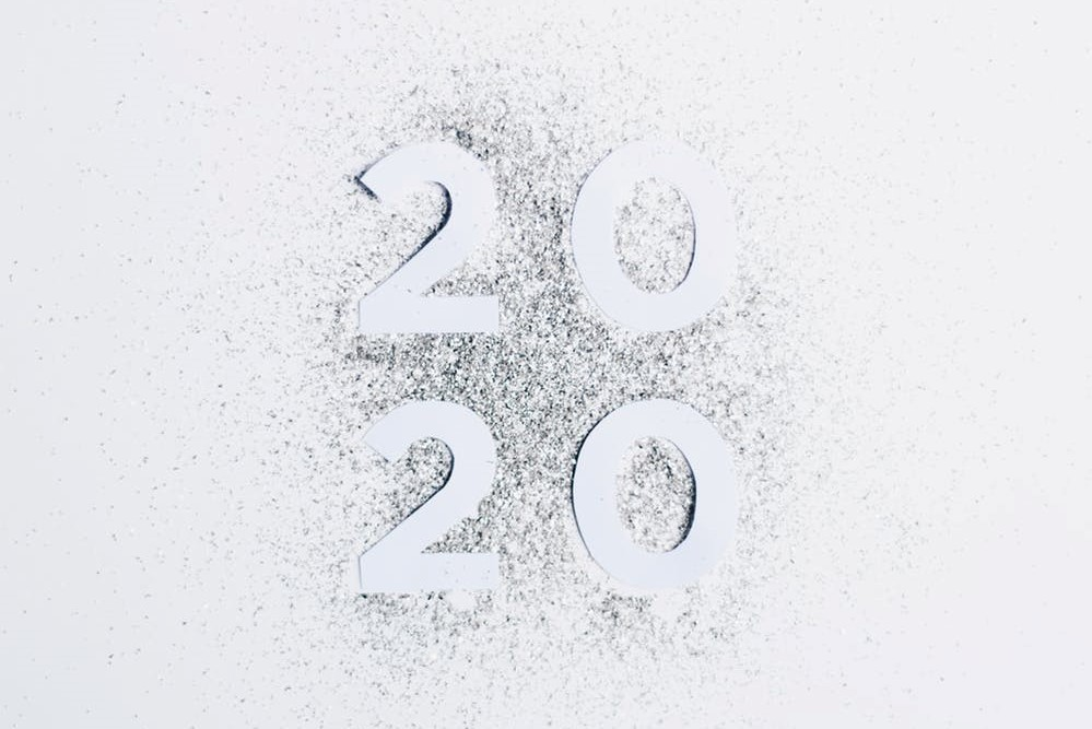 My 2020 New Year's Resolution – I actually chose one!